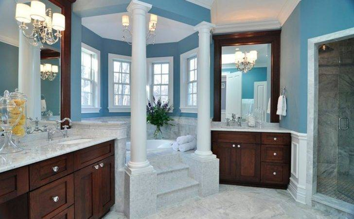 Modern Victorian Traditional Bathroom Other Metro