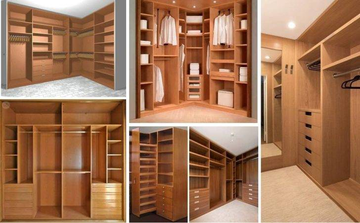 Modern Wardrobe Closet Designs Everyone Like