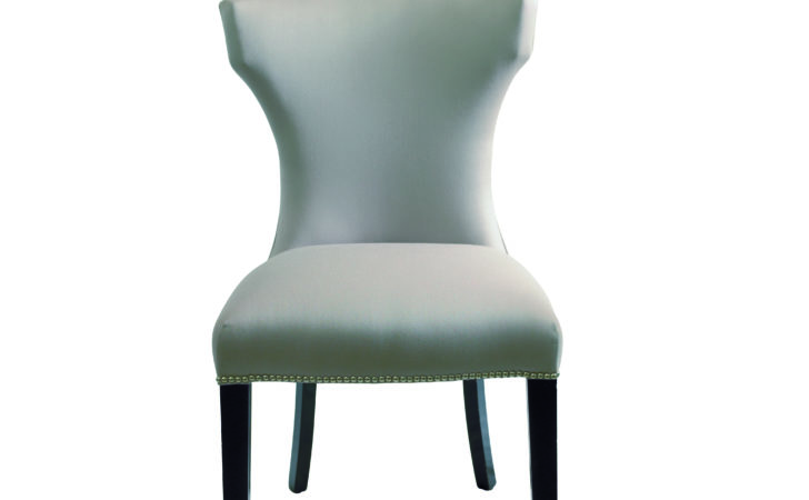 Modern Wing Back Dining Chair