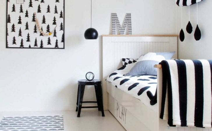 Monochrome Kids Rooms Tinyme Blog