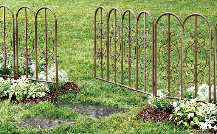 Montebello Fencing Gate Collection Accessories