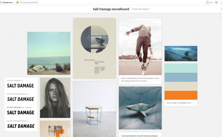 Moodboard Maker Examples Create Your Own