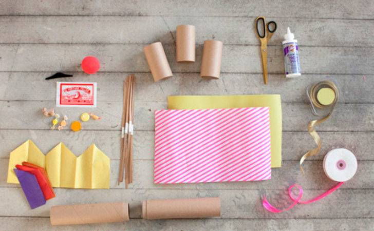 More Diy Christmas Crackers Snap Cracker Pop