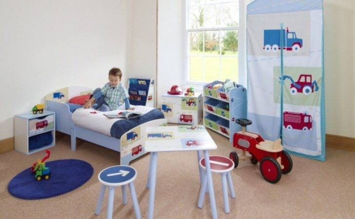 More Fresh Colorfull Toddler Boy Bedroom Decorating