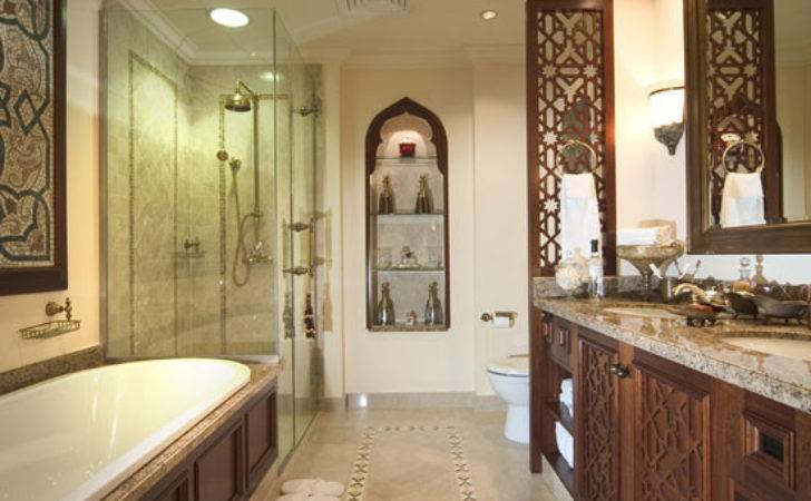 Moroccan Bathroom Zar Studio