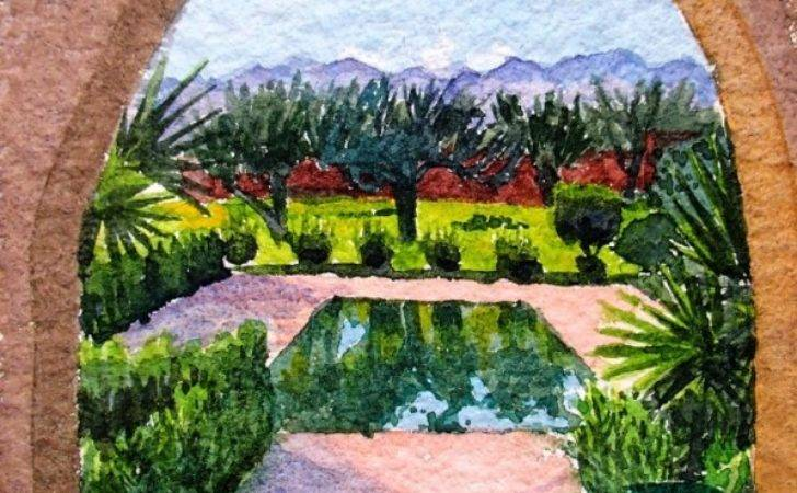 Moroccan Garden Burnell Shively