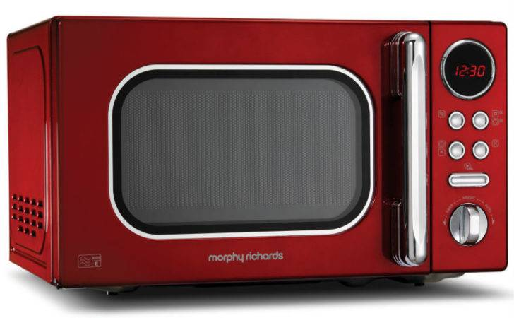 Morphy Richards Combination Microwave White