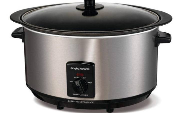 Morphy Richards Sear Stew Slow Cooker