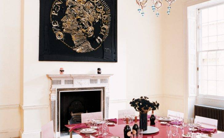 Most Beautiful Dining Rooms Sale Vogue