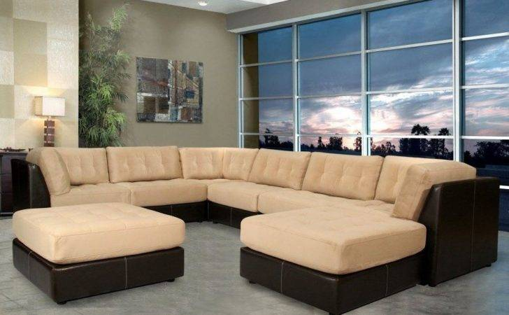 Most Comfortable Sectional Sofas Numbered