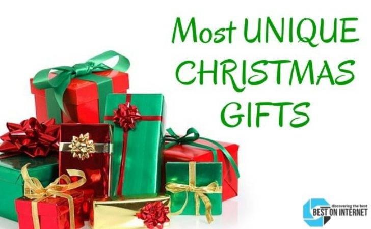 Most Unique Christmas Gifts Best Internet