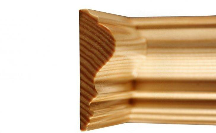 Moulding Southern Yellow Pine Ogee Bead Wrp