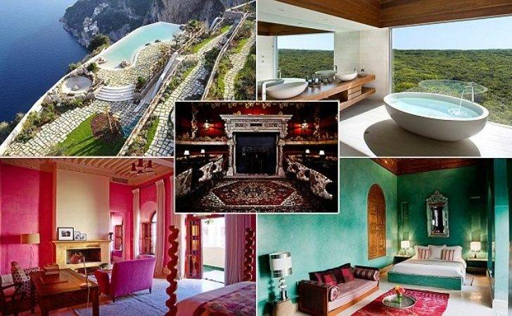 Mrs Smith Reveal World Best Boutique Hotels