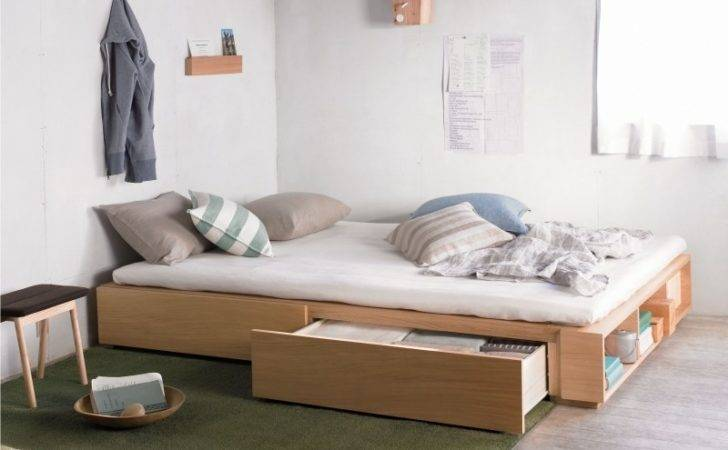 Muji Welcome Store Bed