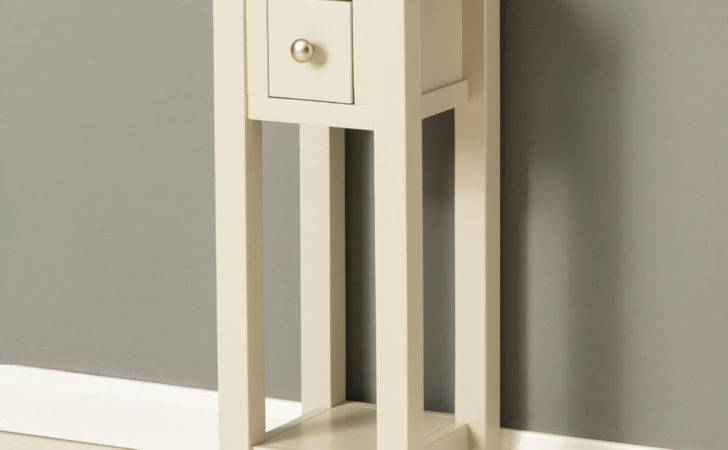Mullion Painted Telephone Stand Small Hall Table