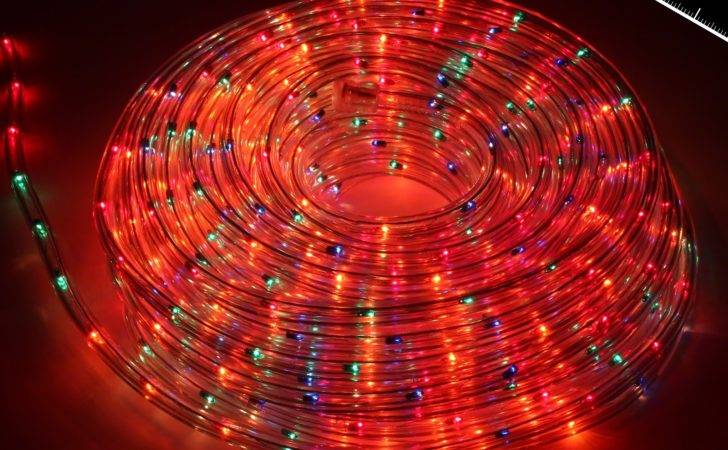 Multi Rope Light Party Supplies Countyfetes