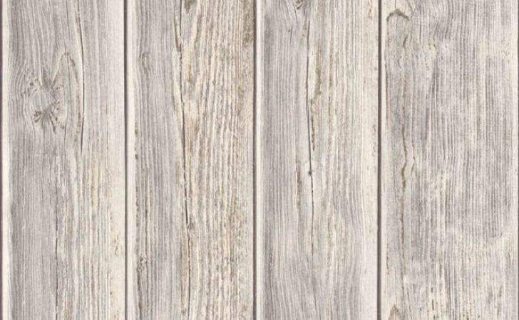 Muriva Wood Panel Faux Effect Wooden Beam Realistic Mural