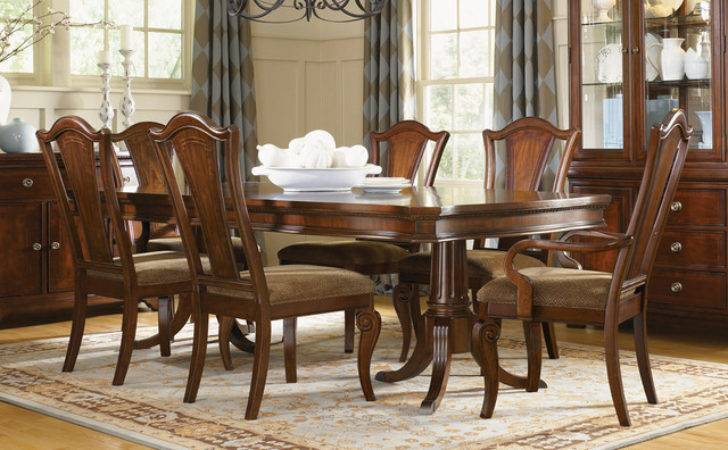 Murray Double Pedestal Formal Dining Set Traditional