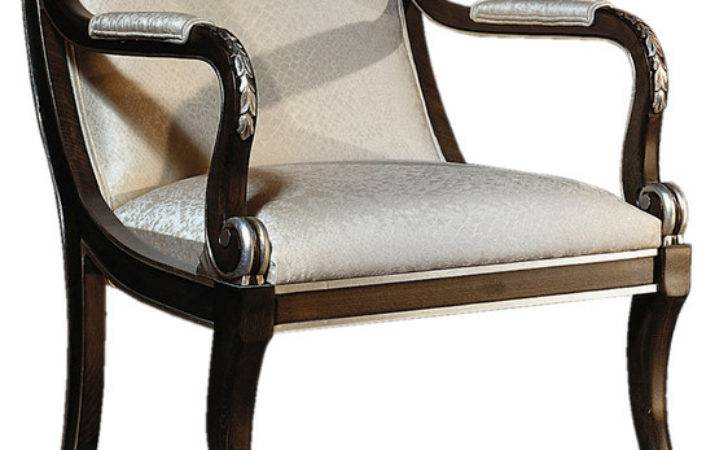 Napoleon Armchair Traditional Armchairs Accent
