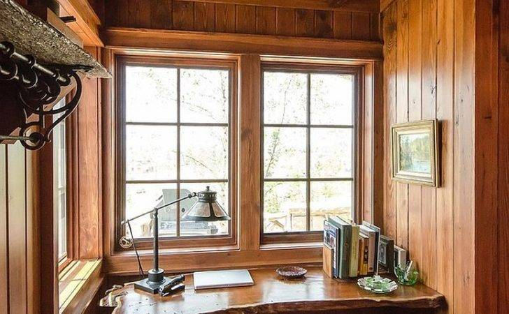 Natural Allure Home Offices Celebrate Charm