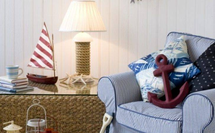 Nautical Home Decorating Ideas Handcrafted