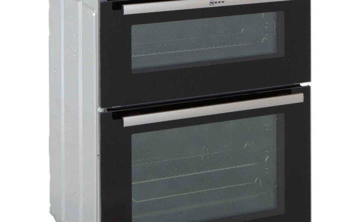 Neff Built Double Electric Oven