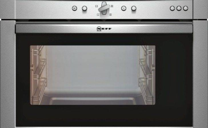 Neff Compact Steam Oven Stainless Steel