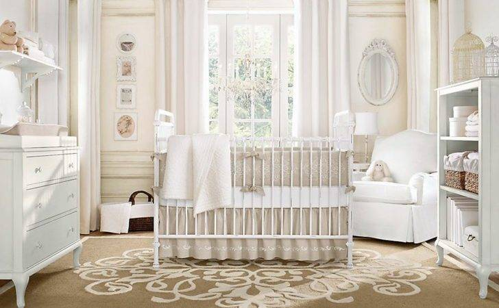 Neutral Color Baby Room Design Interior Ideas