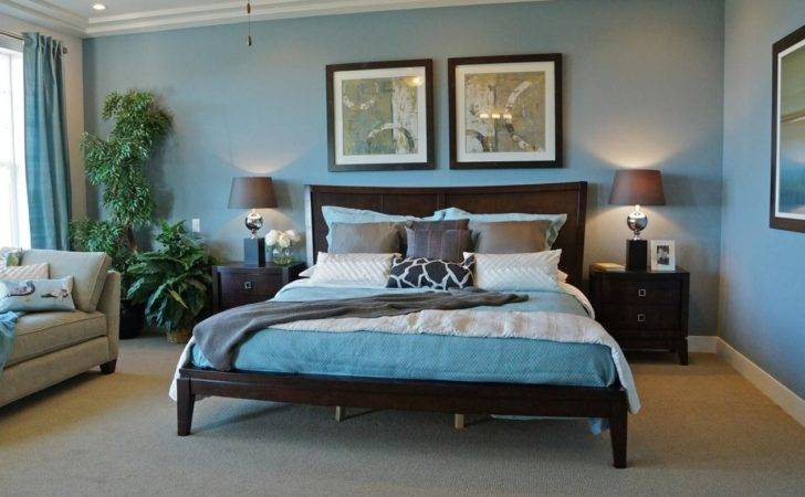 Neutral Paint Small Bedroom Make Look Bigger
