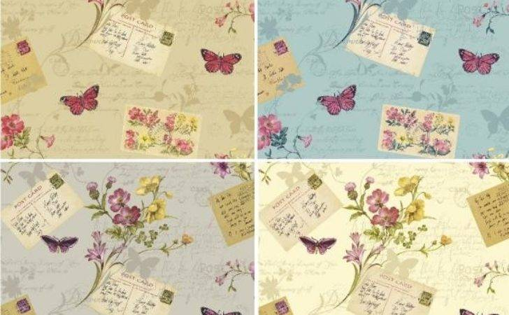 New Arthouse Sophie Conran Postcards Home Floral Butterfly
