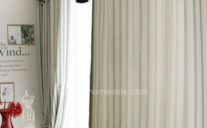 New Curtains Photograph Ready Made