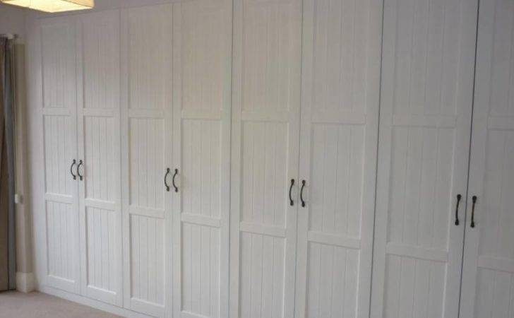New England Style Fitted Wardrobes