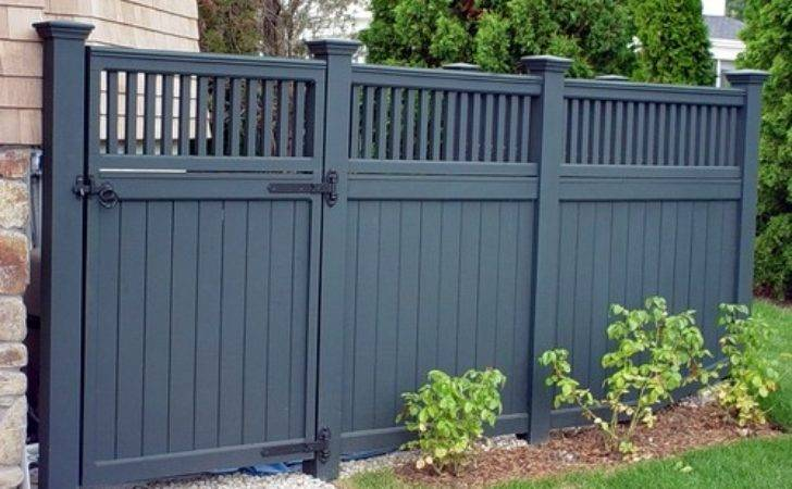 New England Woodworkers Custom Fence Company Picket