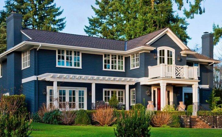 New Exterior House Colors Marceladick