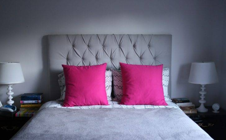 New Hot Pink Bed Pillows Styling Dilemma Create
