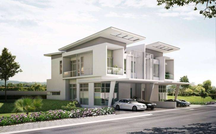 New Look Singapore Modern Homes Exterior Designs Home