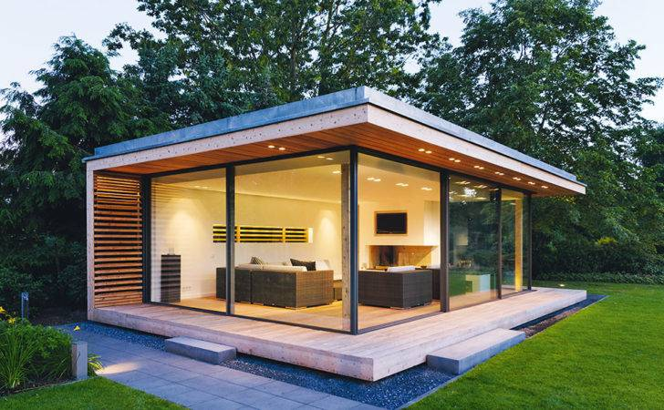 New Looks Garden Rooms Real Homes