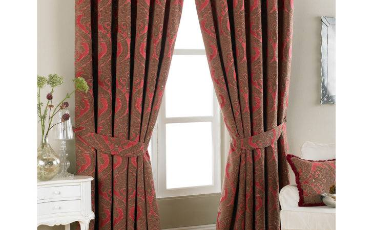 New Luxury Damask Curtains Ready Made Pencil Pleat