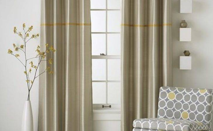 New Modern Living Room Curtain Designs Ideas