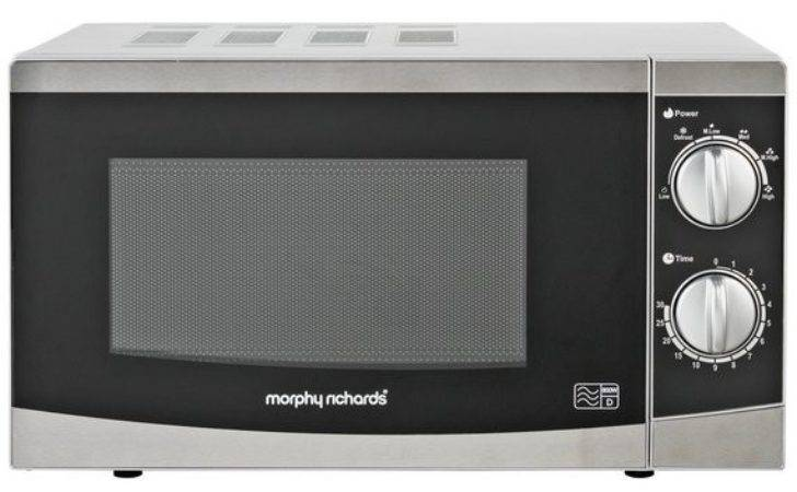 New Morphy Richards Standard Microwave Meals