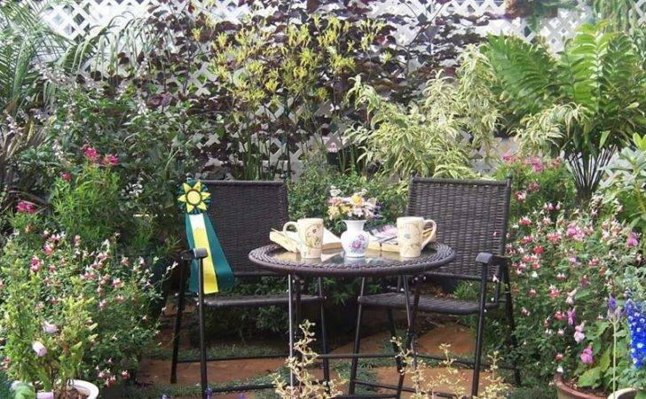 Newknowledgebase Blogs Making Private Patio Garden Ideas