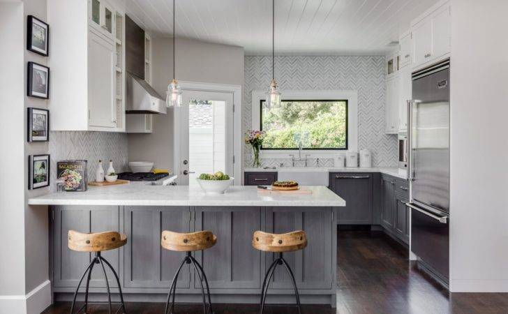Nice Grey Country Kitchen Home Decoration Planner
