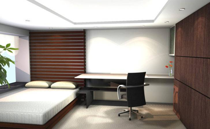Nice Small Bedroom Contemporary Modern Design