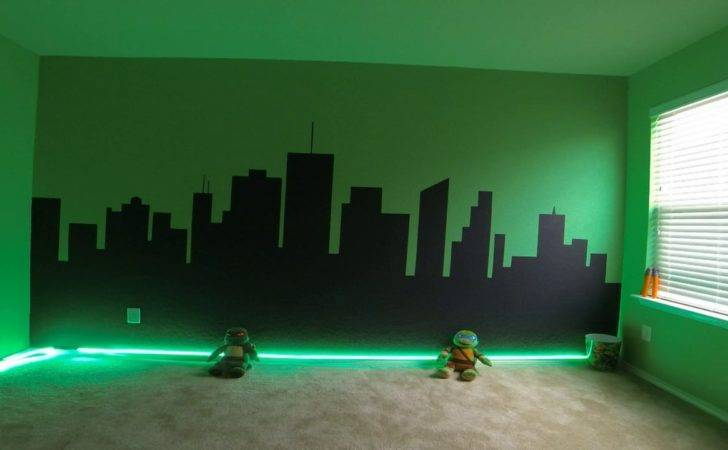 Ninja Turtle Bedroom Vimeo