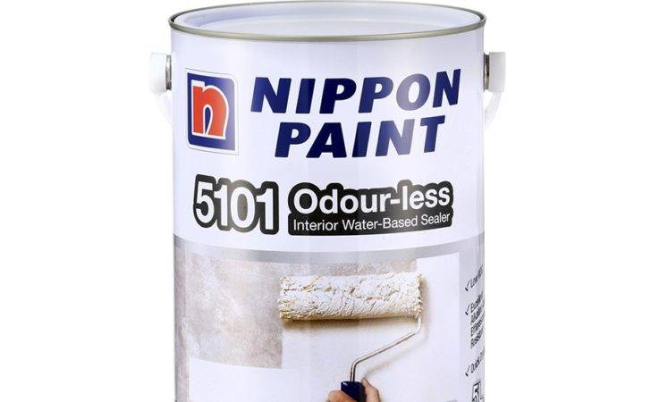Nippon Paint Odour Less Water Based Wall Sealer