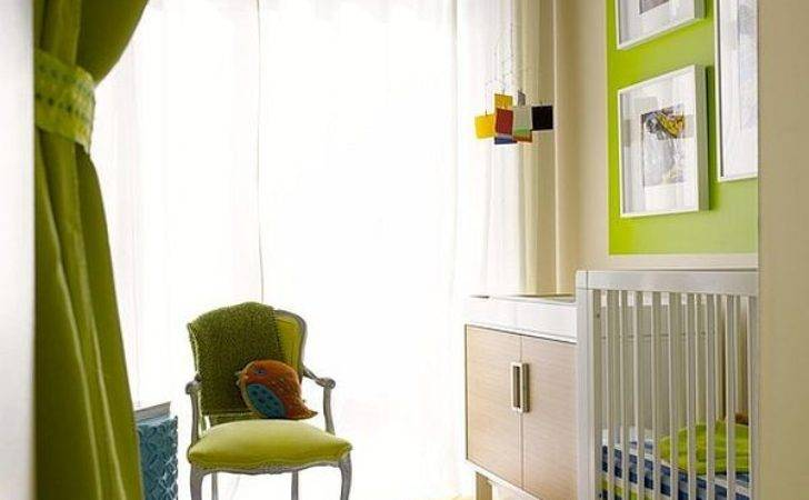 Nurseries Colors Decorations Ideas