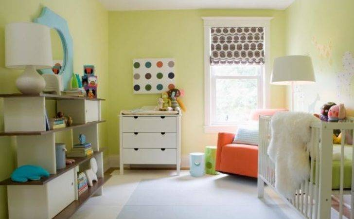 Nursery Color Schemes Options Ideas Hgtv