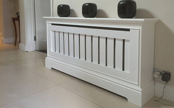 Oak Radiator Covers Cabinets Made