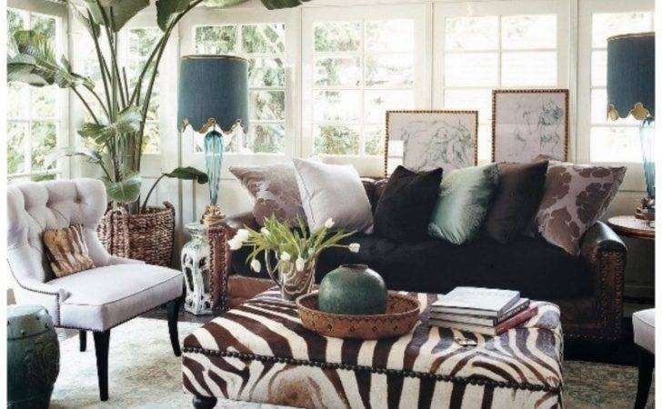 Obsessing Over Zebra Ottomans Nomad Luxuries