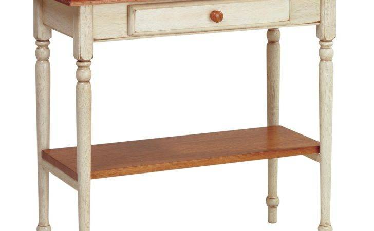 Office Star Products Country Cottage Console Table